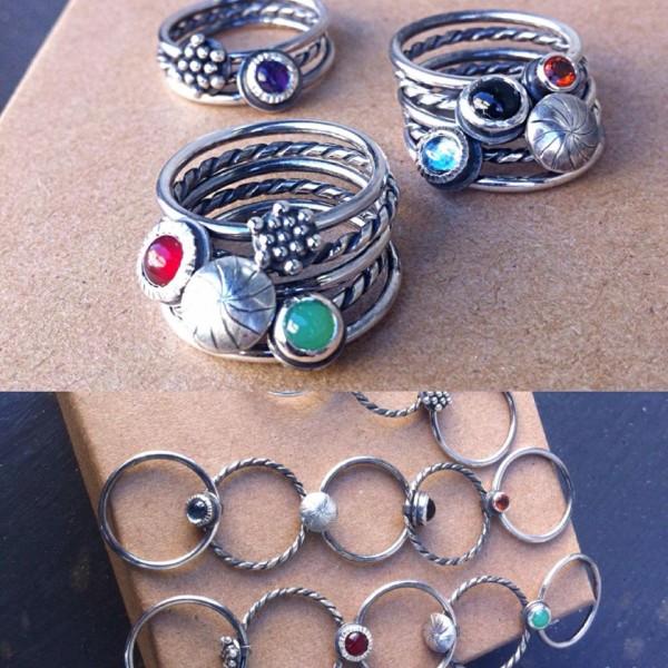 circus rings