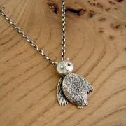 handmade designer owl