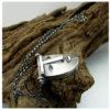 mens jewellery mask pendant