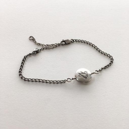 thaumatrope bracelet