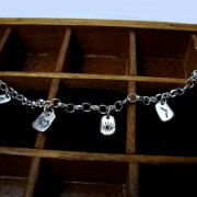 bracelet à charms