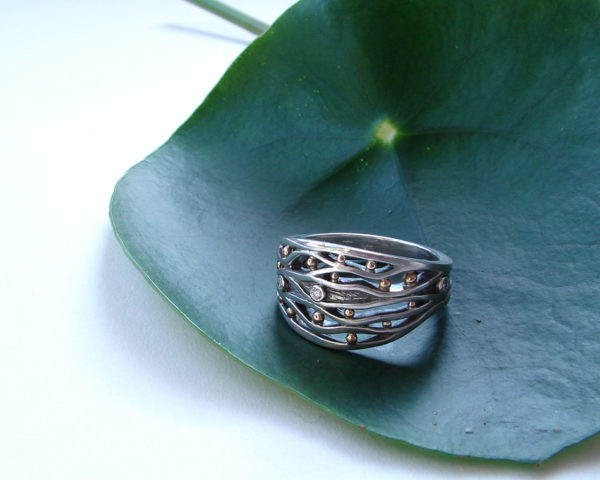 organic wide ring