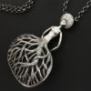 tree goddess pendant roots