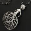 tree goddess pendant roots