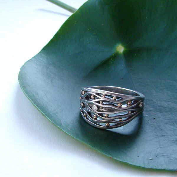 organic wide ring