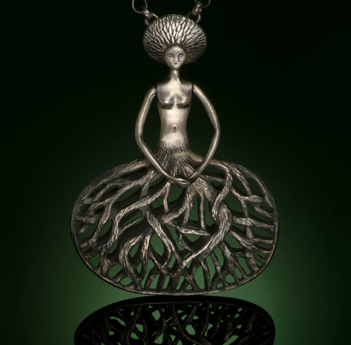 roots lady sylvaine frouin jewellery
