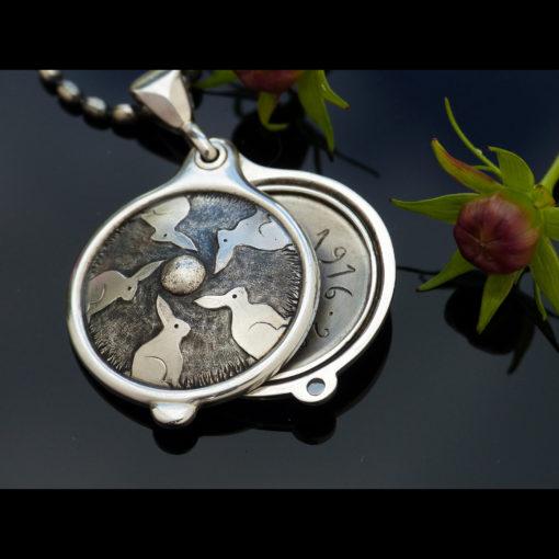 bespoke jewellery custom made locket