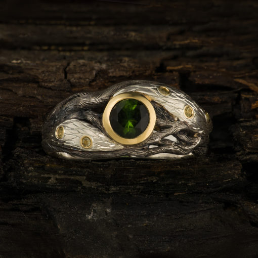 tourmaline forest ring